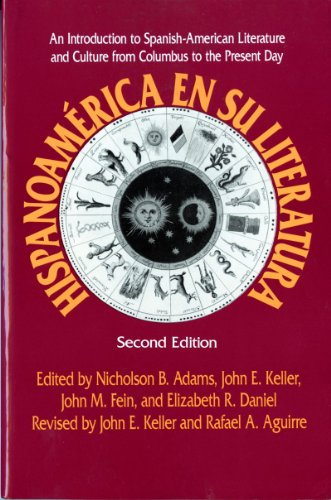 Hispanoamerica en su literatura (Second Edition) [Paperback]