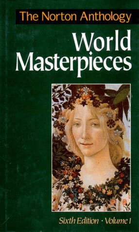 9780393961409: The Norton Anthology of World Masterpieces