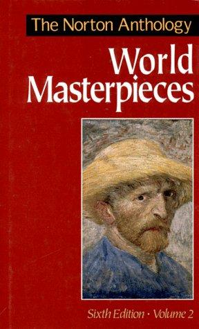 9780393961423: 002: The Norton Anthology of World Masterpieces, Vol. 2