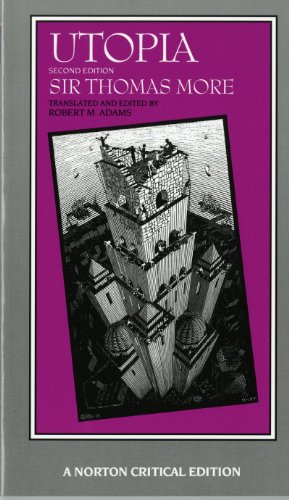 9780393961454: Utopia (Norton Critical Editions)