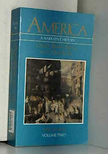 9780393961515: America: A Narrative History