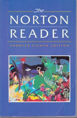 9780393961959: The Norton Reader: An Anthology of Expository Prose : Shorter Edition