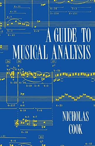 9780393962550: Guide to Musical Analysis