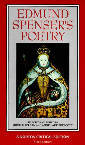 9780393962994: Edmund Spenser's Poetry: Authoritative Texts, Criticism