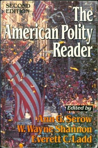 The American Polity Reader: Ann Gostyn Serow,