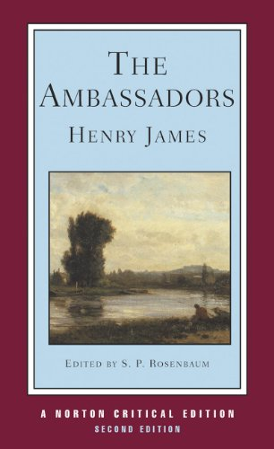 9780393963144: The Ambassadors (Second Edition) (Norton Critical Editions)