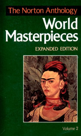9780393963489: The Norton Anthology of World Masterpieces: 1650 To the Present