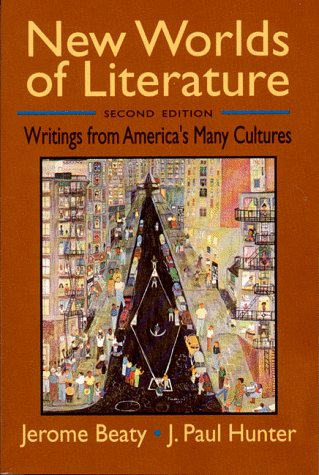 9780393963540: New Worlds of Literature: Writings from America's Many Cultures (Second Edition)