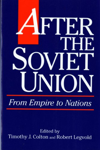 9780393963595: After the Soviet Union: From Empire to Nations (American Assembly Series)
