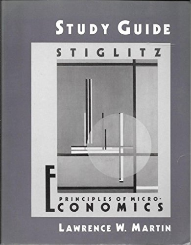 9780393963830: Principles of Microeconomics: Study Guide