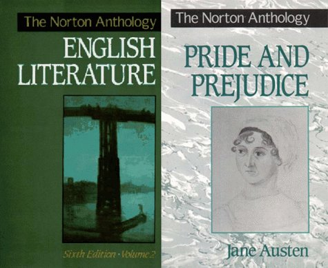 9780393964134: The Norton Anthology of English Literature, Vol. 2
