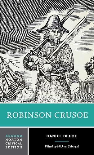9780393964523: Robinson Crusoe (Norton Critical Editions)