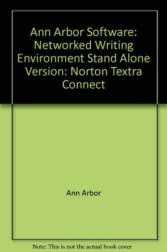 9780393965568: Norton Textra Connect: A Networked