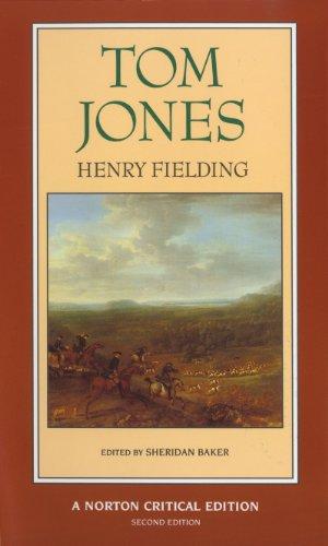 9780393965940: Tom Jones: The Authoritative Text Contemporary Reactions Criticism