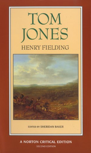 9780393965940: Tom Jones (Norton Critical Editions)