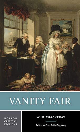 9780393965957: Vanity Fair (Norton Critical Editions)