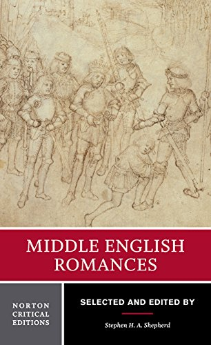 9780393966077: Middle English Romances (Norton Critical Editions)