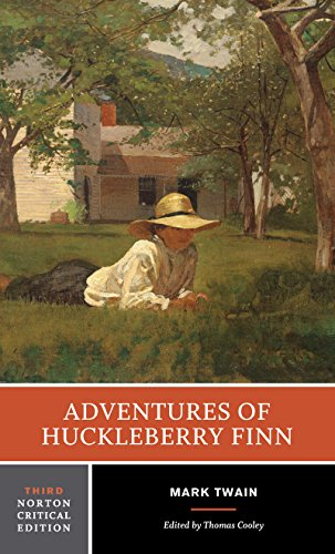 9780393966404: The Adventures of Huckleberry Finn (Norton Critical Editions)