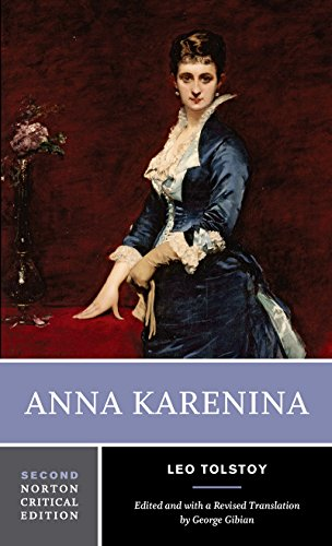 9780393966428: Anna Karenina: The Maude Translation: Backgrounds and Sources Criticism (A Norton Critical Edition)