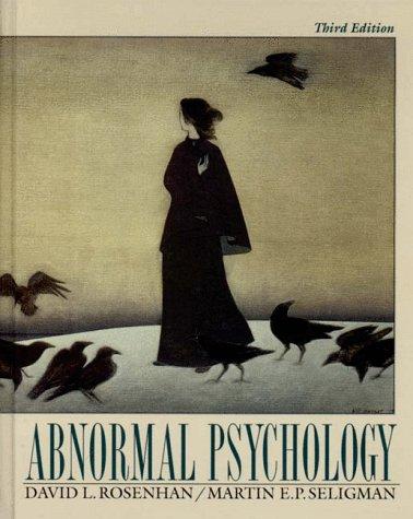 9780393966442: Abnormal Psychology