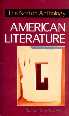 9780393966459: The Norton Anthology of American Literature