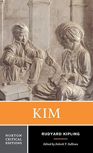 9780393966503: Kim (Norton Critical Editions)