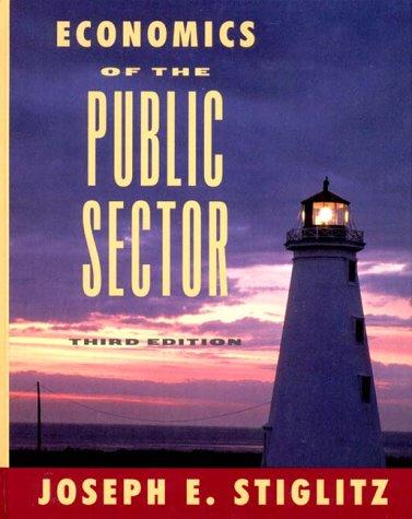 9780393966510: Economics of the Public Sector