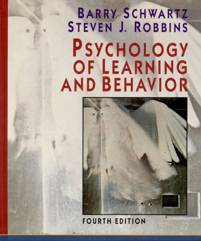 9780393966619: Psychology of Learning and Behavior