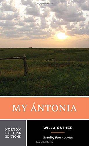 9780393967906: My Ántonia (Norton Critical Editions)