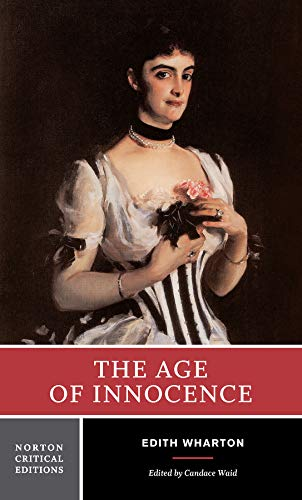 age critical edith essay innocence whartons Essays and criticism on edith wharton's the age of innocence - critical essays as with wharton's other novels, the age of innocence involves a love triangle, apparently her favorite way to show her characters' indecision.