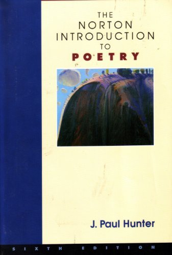 9780393968224: The Norton Introduction to Poetry