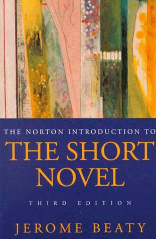 Norton Introduction to the Short Novel (ISBN:9780393968316)