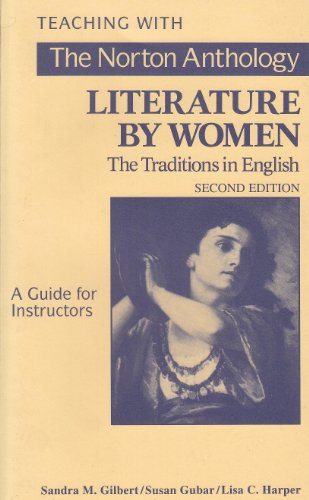 9780393968941: The Norton Anthology of Literature by Women: Instructor's Manual: The Traditions in English