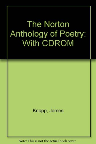 9780393969146: Norton Anthology of Poetry