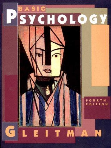 9780393969160: Basic Psychology