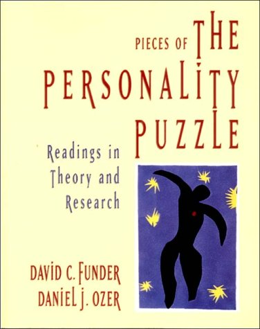 9780393970487: Pieces of the Personality Puzzle: Readings in Theory and Research