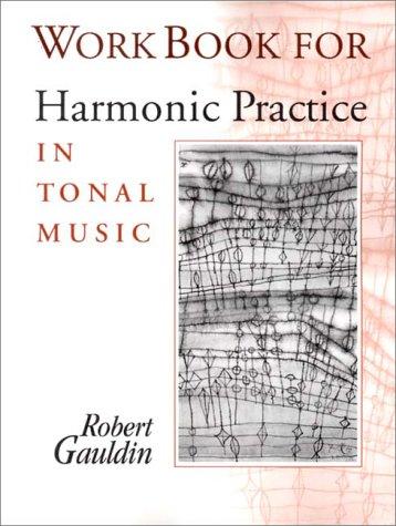 9780393970753: Workbook for Harmonic Practice in Tonal Music