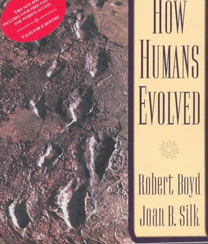 9780393970760: How Humans Evolved