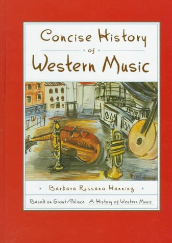 9780393971682: Concise History of Western Music