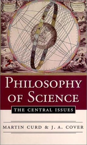 Philosophy Of Science: J A Cover