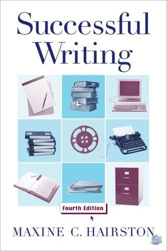 9780393971965: Successful Writing