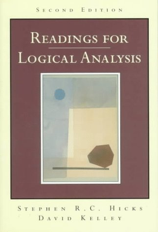 9780393972146: Readings for Logical Analysis (Second Edition)