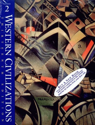 Western Civilization: Their History and Their Culture: Robert E. Lerner,