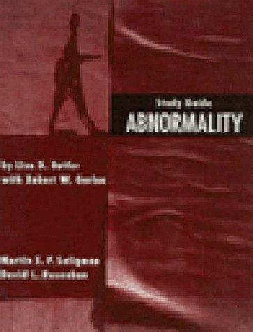 9780393972283: Abnormality