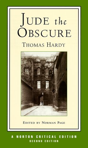 Jude the Obscure: An Authoritative Text : Thomas Hardy