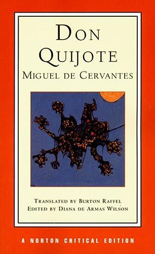 9780393972818: Don Quijote (Norton Critical Editions)