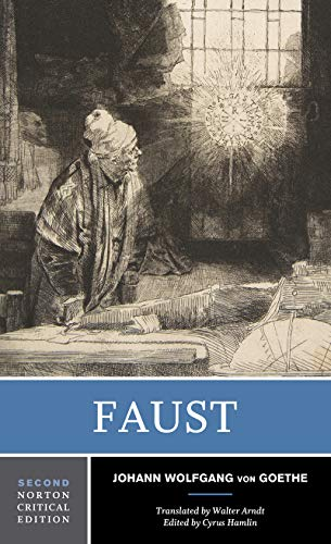 9780393972825: Faust (Norton Critical Editions)