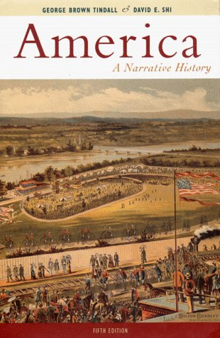 9780393973396: America: A Narrative History