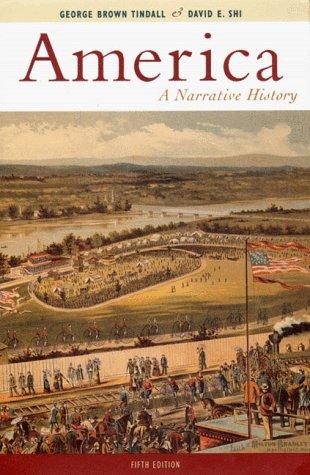 9780393973396: America: A Narrative History