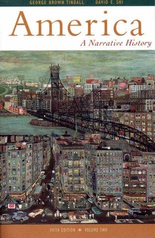 9780393973495: America: A Narrative History
